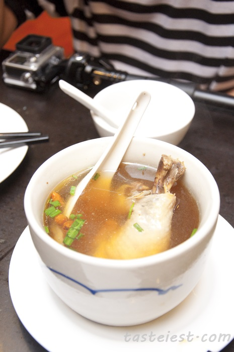 Shen Xu Chicken Soup