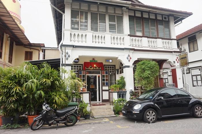 Beep Beep Q Restaurant Bangkok Lane