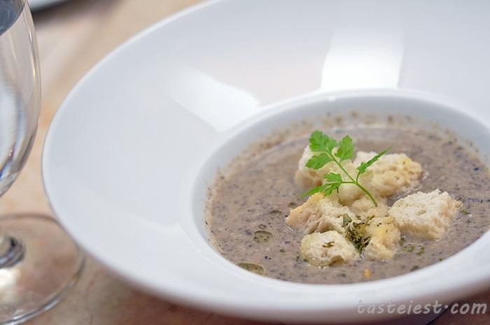 Forest Mushroom Soup