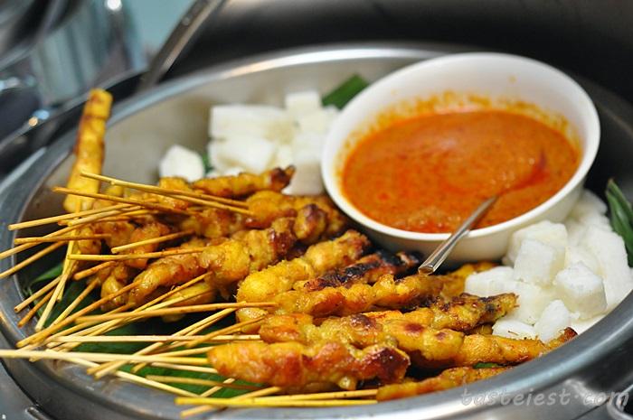 Satay Ayam