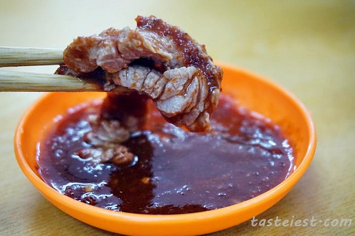 Meng Chai Beef Noodle