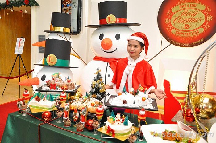 Eastin Hotel Penang Christmas Buffet